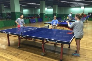 foto torneo ping pong